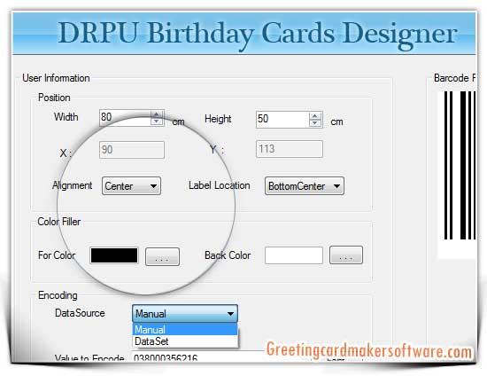 Birthday Card Maker Software 8.2.0.1 full