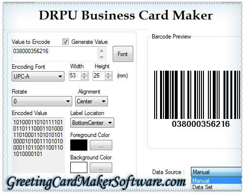 Business Card Maker Software 8.2.0.1 full